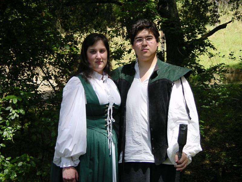Lady Audra and her brother Lord Governor Gwem Farstrider