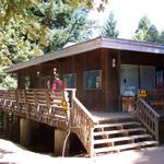 The Plowshare Tavern, aka the Harkson Lodge at Camp Cutter